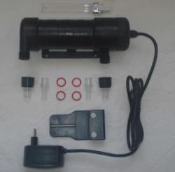 UV-C stérilisateur 9 watts